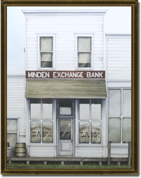 Minden Exchange Bank
